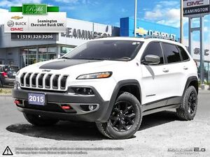 2015 Jeep Cherokee This freshly arrived local one owner JEEP.