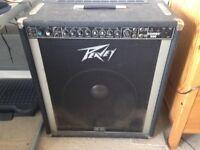 Peavey Bass Combo 300W with Black Widow Speaker