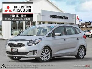 2014 Kia Rondo EX! HEATED LEATHER! BACKUP CAM! ONLY 64K!