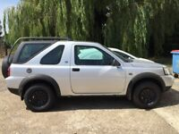 Land Rover Freelander 1 TD4 Freestyle