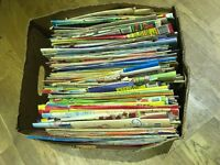 Beano comics (large box, 1995-2000)