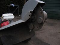 Dosko tree stump grinder