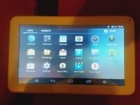 """Allwinner A23 1.5GHz DualCore 9"""" Android tablet with screen protector"""