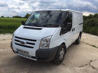 2008 Transit 110 T330 SWB FWD Panel Van, Airconditioning, Tailgate, Towbar, Excellent Condition!