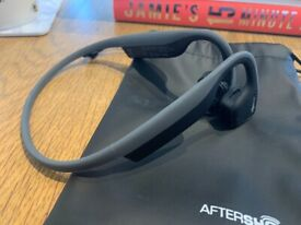 Aftershokz Wireless Trekz Titanium Bone Conduction Headphones