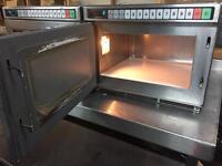 PANASONIC COMMERCIAL 1800 WATT MICROWAVE OVEN FOR RESTAURANTS & TAKE AWAYS