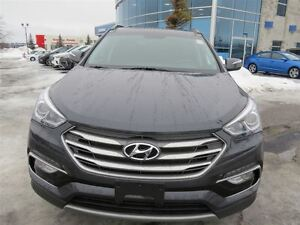 2017 Hyundai Santa Fe Sport 2.4 SE, AWD, leather, back up camera