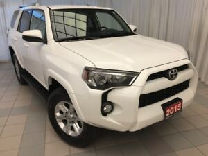 2015 Toyota 4Runner SR5 V6, Brand New Tires !