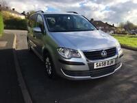 Volkswagen Touran 1.9 TDI *7 Seats *Long MOT *Low Mileage*