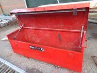 van tool box site box