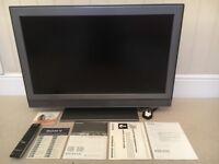 Sony Bravia LCD Digital Colour TV 32 Inch