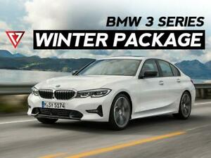 2019 - 2020 BMW  3 Series WINTER TIRE + WHEEL Package - T1 Motorsports Ontario Preview