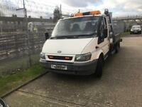 2001 Ford Transit Tow Recovery Truck Lwb Mot 125ps 2.4 Diesel Manual VERY GOOD WORK HORSE
