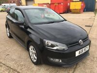Volkswagen Polo 1.2 3dr 2011