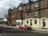 Reduced Price - Office/Shop/Flat - town centre Helensburgh