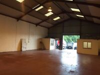 UNIT 2200SQ FT INDUSTRIAL TO RENT LET ATHERTON, MANCHESTER/STORAGE/ WORKSHOP/ GARAGE/PAINTSHOP