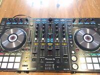 Pioneer DDJ-RX Professional DJ Controller + Gorilla Stand For Laptop
