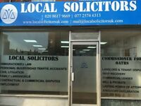 LOCAL SOLICITORS JOBS