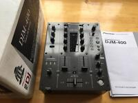 Pioneer djm 400 immaculate with original box