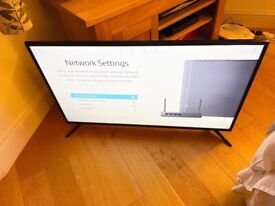 """SAMSUNG 40"""" 4K ULTRA HD SMART TV, EXCELLENT CONDITION FULL WORKING ORDER £260 NO OFFERS CAN DELIVER"""