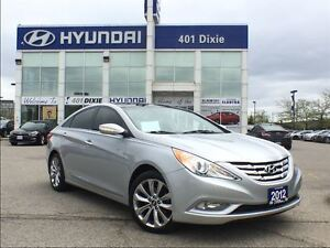 2012 Hyundai Sonata 2.0T LIMITED|LEATHER|ALLOYS|PANO SUNROOF