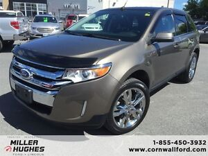 2012 Ford Edge Ltd, Pwr Liftgate, Nav, Pano.Roof, Camera