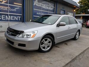 2006 Honda Accord Sedan EX-L + Cuir + Toit