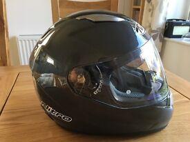 Nitro motorbike helmet medium