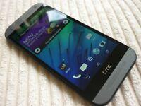 HTC One mini 2 - 16GB - Gunmetal Gray (Unlocked)