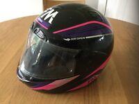 Motorcycle Helmet FM Make
