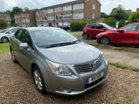 TOYOTA AVENSIS TR V METIC 59 PLATE 34000 miles