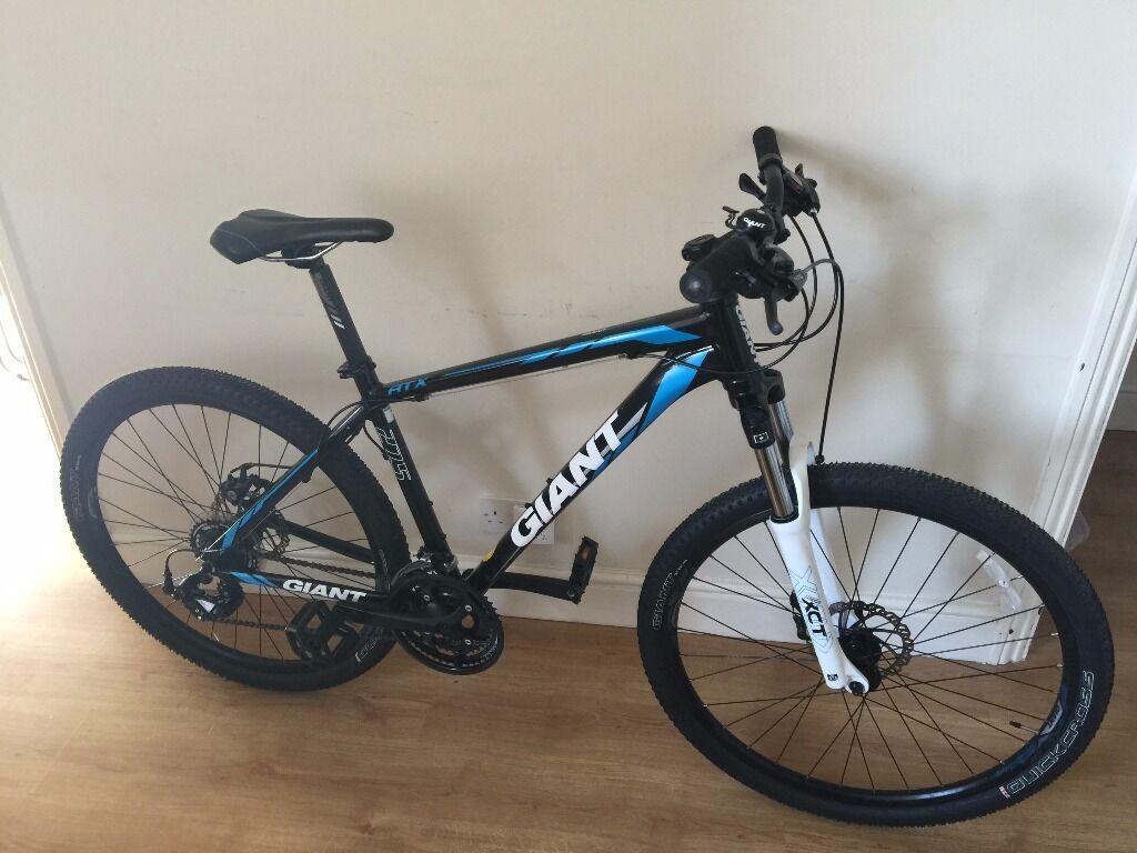 Giant Atx 27 5 2 Mountain Bike 2014 In Watford Hertfordshire