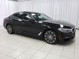 2018 BMW 5 Series HURRY IN TO SEE THIS BEAUTY!! 530i x-DRIVE M S