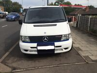 Mercedes Vito 112 CDI nice cand Very clean