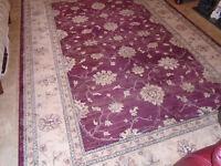 High quality rug.