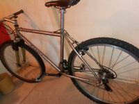 Jamis aurora bike 1994 model