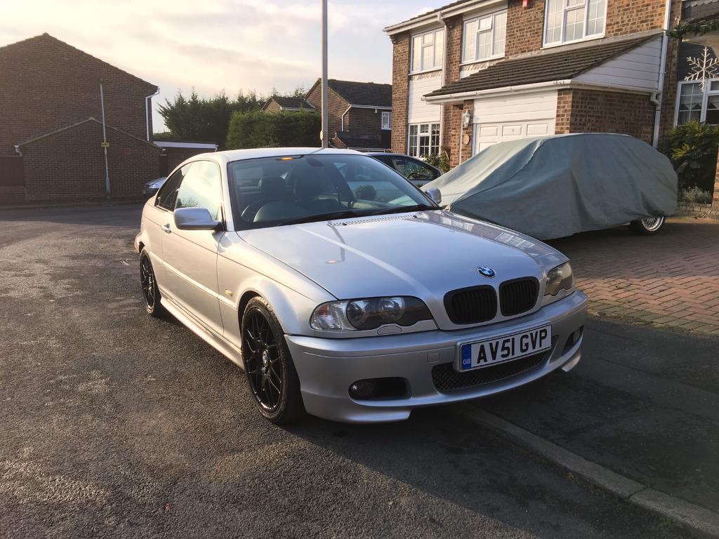 bmw e46 330ci m sport in great condition in cheshunt hertfordshire gumtree. Black Bedroom Furniture Sets. Home Design Ideas