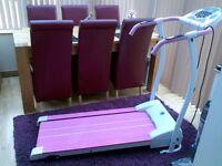 gym master treadmill