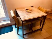 Kitchen Table plus 2 Chairs in Great Condition