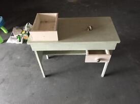 Vintage desk £12
