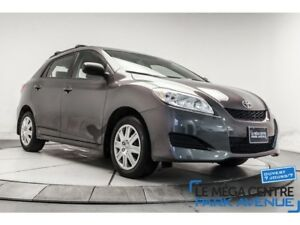 2014 Toyota Matrix A/C, REGULATEUR DE VITESSE, GROUPE ELEC