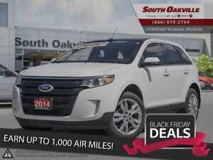 2014 Ford Edge Limited | AWD | NAVIGATION | HEATED LEATHER | SUN