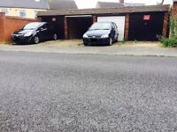 Garage/Storage plus forecourt parking *LowPriced*