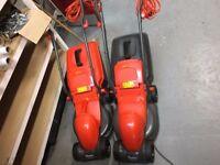 Flymo Easimo 900W Electric Lawn Mower x 2