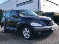 CHRYSLER PT CRUISER 2.0 TOURING * 5 DOOR * LONG MOT * ALLOYS * LOW MILES * P/X