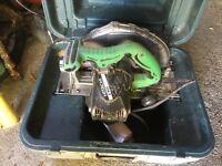 Second hand hitachi cpu2 circular saw