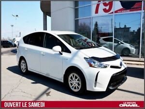 2018 Toyota Prius v Groupe Luxe - Vitres teintées - GPS - Mags -