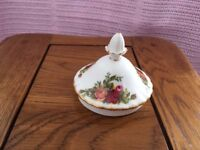 Royal Albert lid for hot water jug (Old Country Roses)