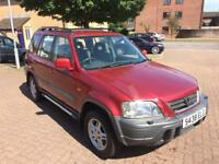 Honda CR-V 2.0 ES AUTO 4X4, 1998/S Reg, NEW MOT With Sale, Same Owner 11 Yrs, 5 Door Station Wagon