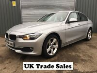 2013 BMW 3 SERIES SE 2.0 DIESEL SALOON AUTOMATIC ***6 MONTHS MOT*** similar to 320 420 a4 a5 a3